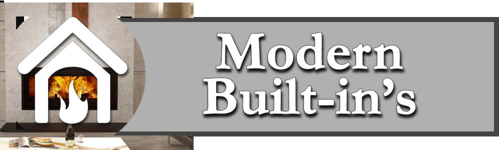 2019 Modern Wood Built In Banner