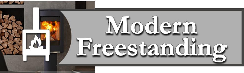 2019 Modern Wood Freestanding Banner