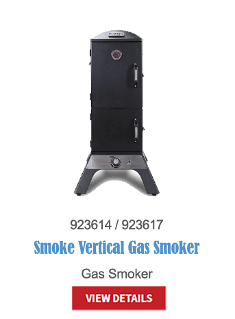 2019 Smoke vertical gas smoker Thumb