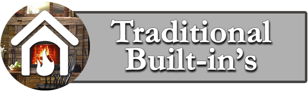 2019 Traditional Wood Built In Banner