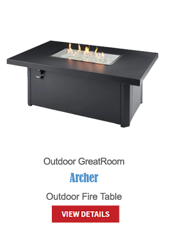 Outdoor GreatRoom Fire Tables Patio Tables