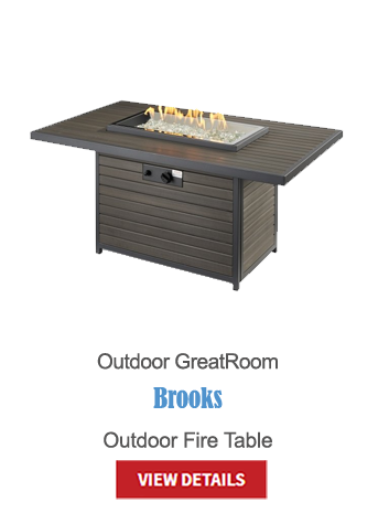 Outdoor GreatRoom Fire Tables Patio Tables