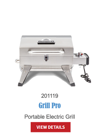 2020 grill pro portable electric