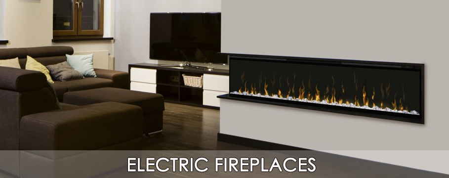 2018 electric fireplaces banner