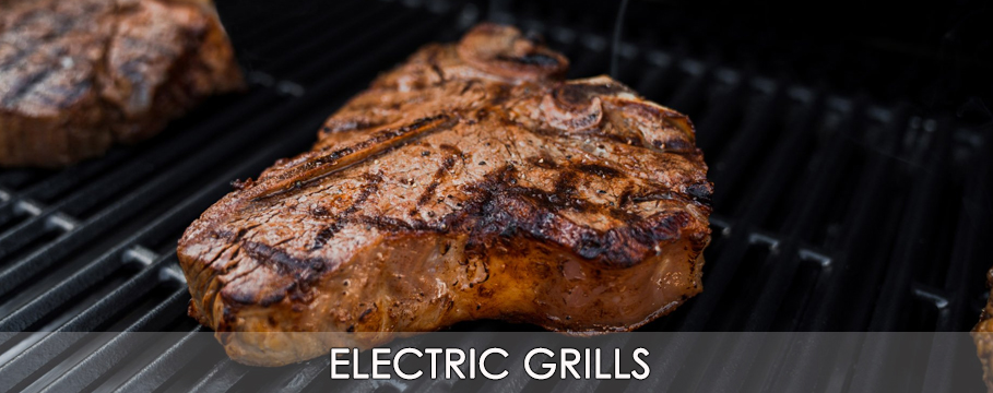 2020 Electric Grills Banner