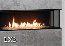 lx2 valor gas fireplace
